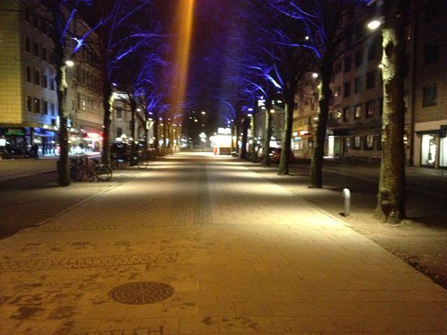 Belysning Göteborg : Gothenburgize ecoprofile