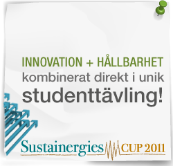 Sustainergies Cup