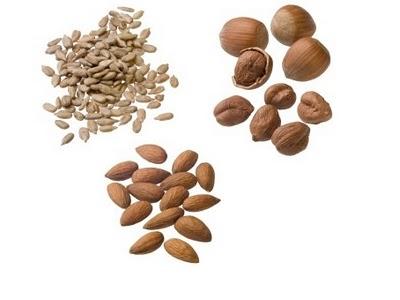 proteinrika nötter