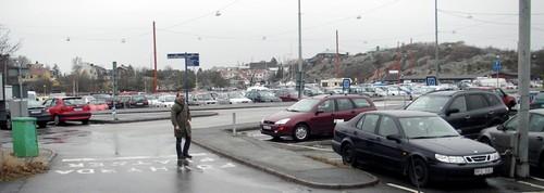 billig parkering centrala göteborg
